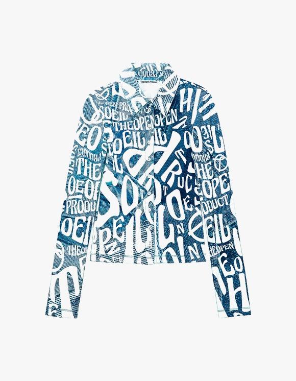 TheOpen Product Button-Down Soeil Shirt - Denim Blue | HEIGHTS. | 하이츠 온라인 스토어