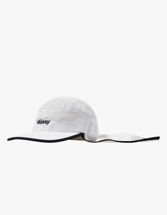 Stussy Marathon Runner Cap - White | HEIGHTS. | International Store