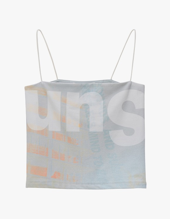 TheOpen Product Sun Lover Graphic Top - Gray | HEIGHTS. | 하이츠 온라인 스토어