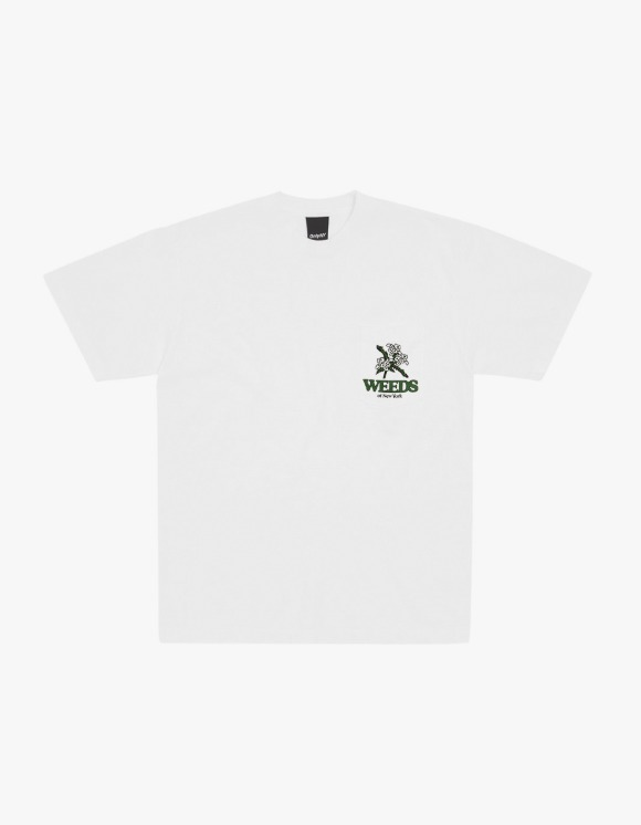 Only NY Local Weeds S/S Tee - White | HEIGHTS. | International Store