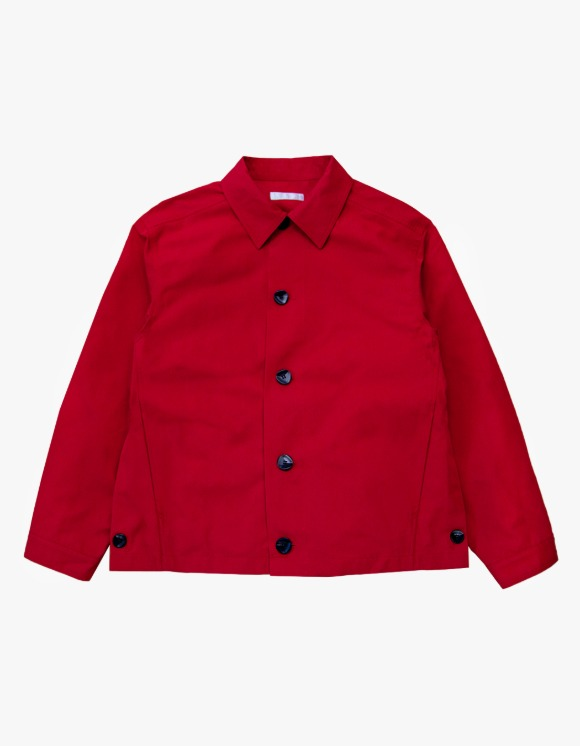Aieul CNTR Jacket - Red | HEIGHTS. | International Store