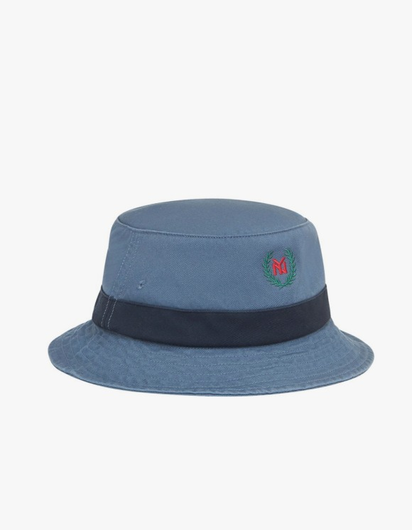 Only NY Ny Crest Bucket Hat - Slate | HEIGHTS. | International Store