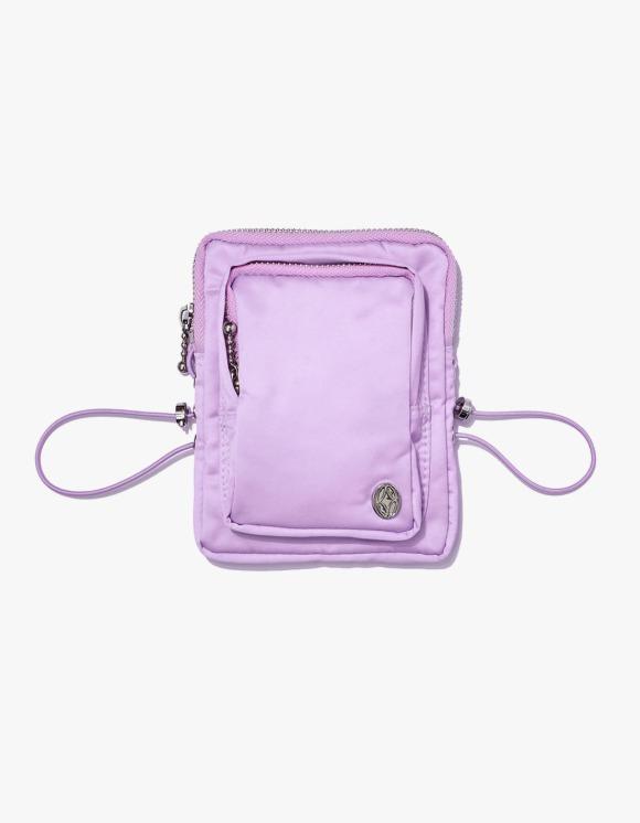 KIJUN Satin Mini Bag - Pink | HEIGHTS. | 하이츠 온라인 스토어