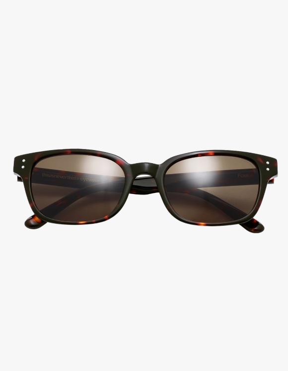 thisisneverthat Foss Sunglasses - Leopard | HEIGHTS. | 하이츠 온라인 스토어
