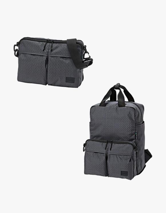 PORTER Explosion Shoulder Bag / 2Way Daypack - Charcoal Black | HEIGHTS. | 하이츠 온라인 스토어