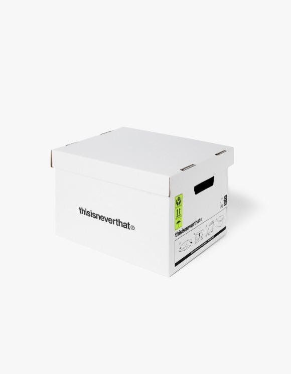thisisneverthat Storage Box - 3 Pack - White | HEIGHTS. | 하이츠 온라인 스토어