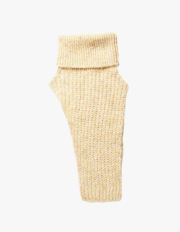 s/e/o Bulky Knit Neck Warmer - Beige | HEIGHTS. | 하이츠 온라인 스토어
