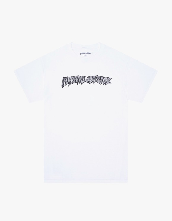 Fucking Awesome Acupuncture S/S Tee - White | HEIGHTS. | 하이츠 온라인 스토어