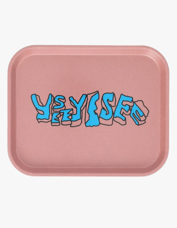 yeseyesee Y.E.S Canteen Tray - Pink | HEIGHTS. | 하이츠 온라인 스토어