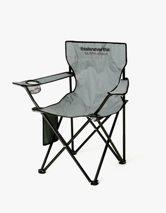 thisisneverthat Camping Chair - Grey | HEIGHTS. | 하이츠 온라인 스토어