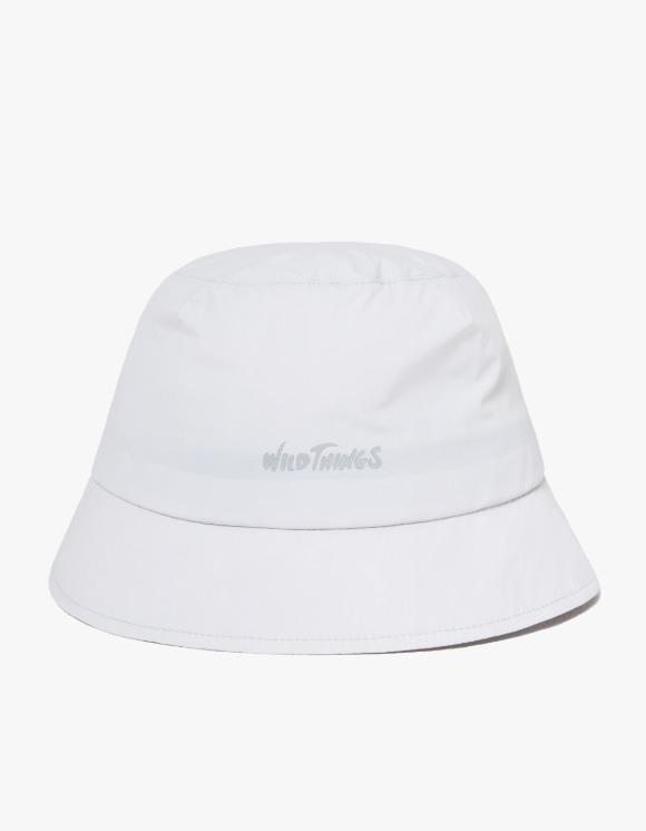 Wild Things WT Nylon Bucket Hat - Light Grey | HEIGHTS. | 하이츠 온라인 스토어