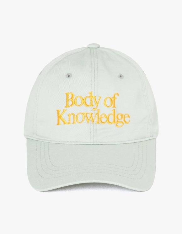 LORES Knowledge Cap - Light Green | HEIGHTS. | 하이츠 온라인 스토어