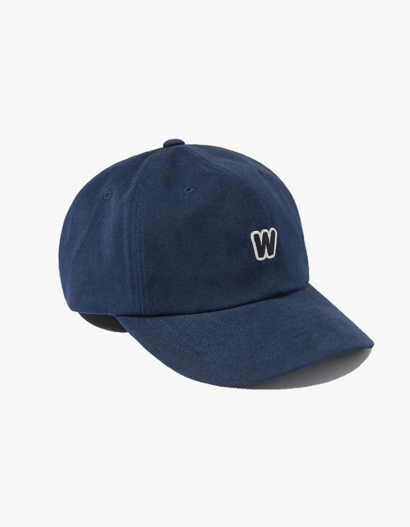 WKNDRS W Logo Fw Cap - Navy | HEIGHTS. | 하이츠 온라인 스토어