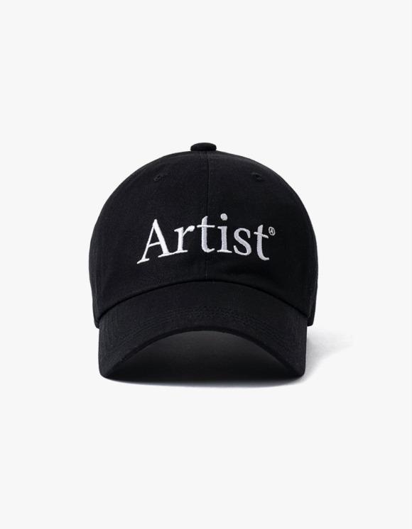 AECA WHITE Artist Cap - Black | HEIGHTS. | 하이츠 온라인 스토어