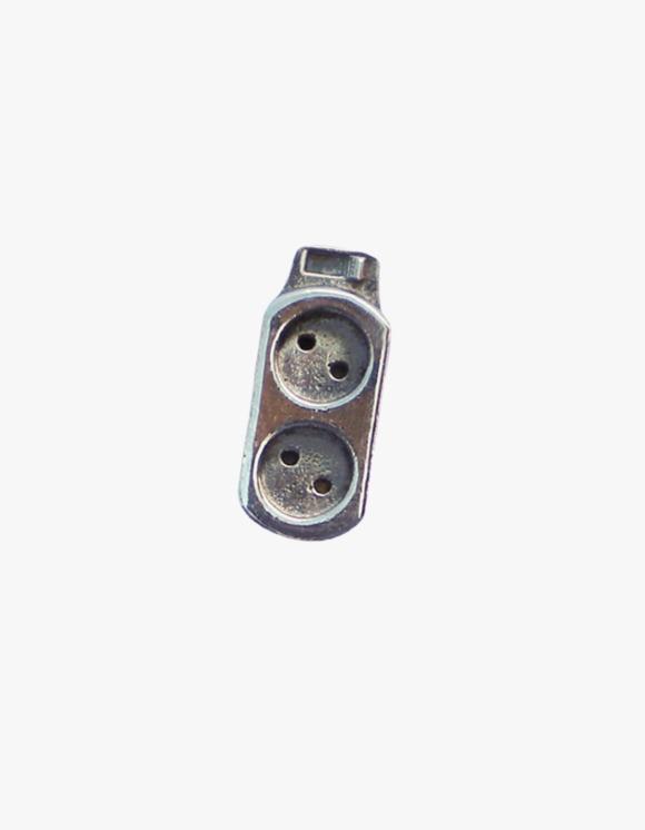 Kruchi lab 2socket Multi - Tap Single Earring - Silver | HEIGHTS. | 하이츠 온라인 스토어
