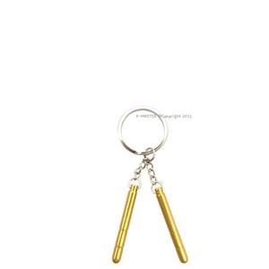 미니쌍절곤-열쇠고리-금색(E-89)