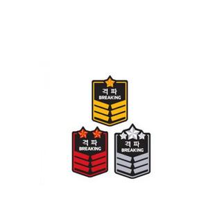 [K]TAEKI Weapon Patch(10PCS)
