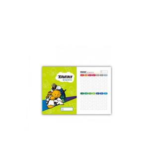 [K]TAEKI Taeki Character Sticker Card(30PCS)