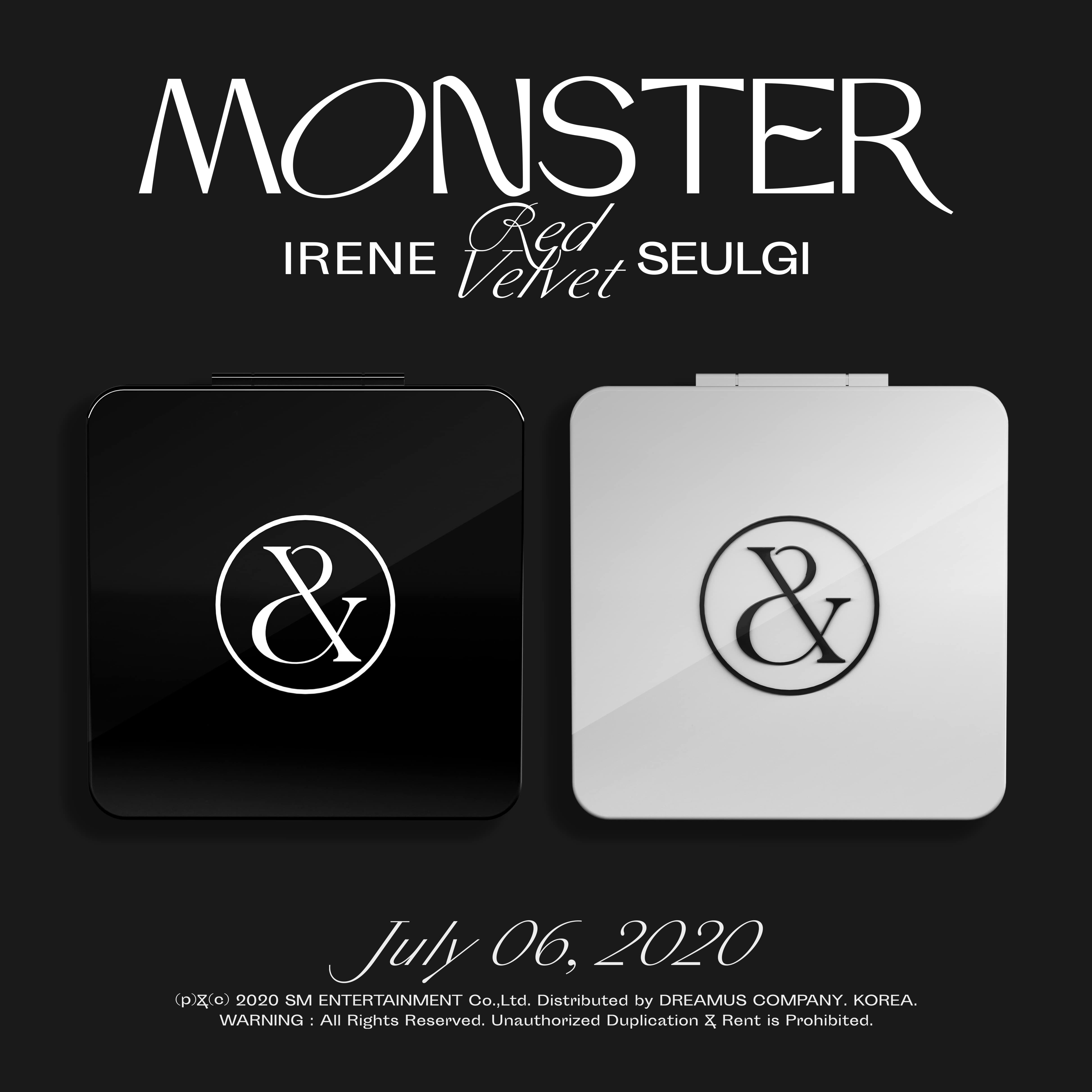 Red Velvet : IRENE & SEULGI - Mini Album Vol.1 [Monster] (Random Ver.)케이팝스토어(kpop store)