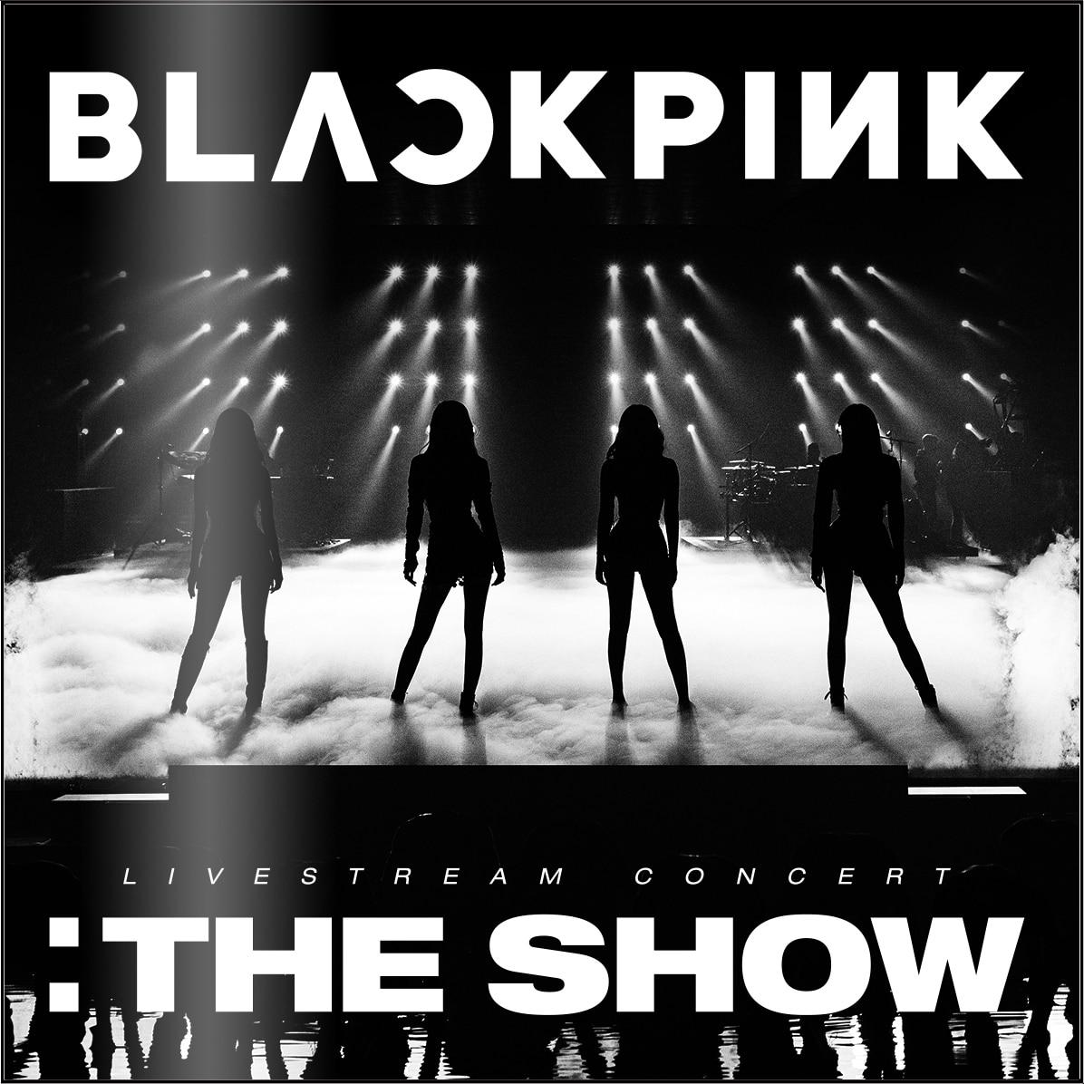 블랙핑크(BLACKPINK) - BLACKPINK 2021 [THE SHOW] KiT VIDEO케이팝스토어(kpop store)