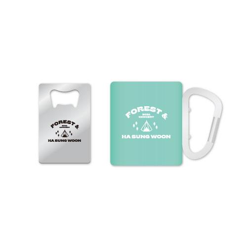 하성운(HA SUNG WOON) - 캠핑컵 & 오프너 세트(CAMPING CUP & OPENER SET)케이팝스토어(kpop store)
