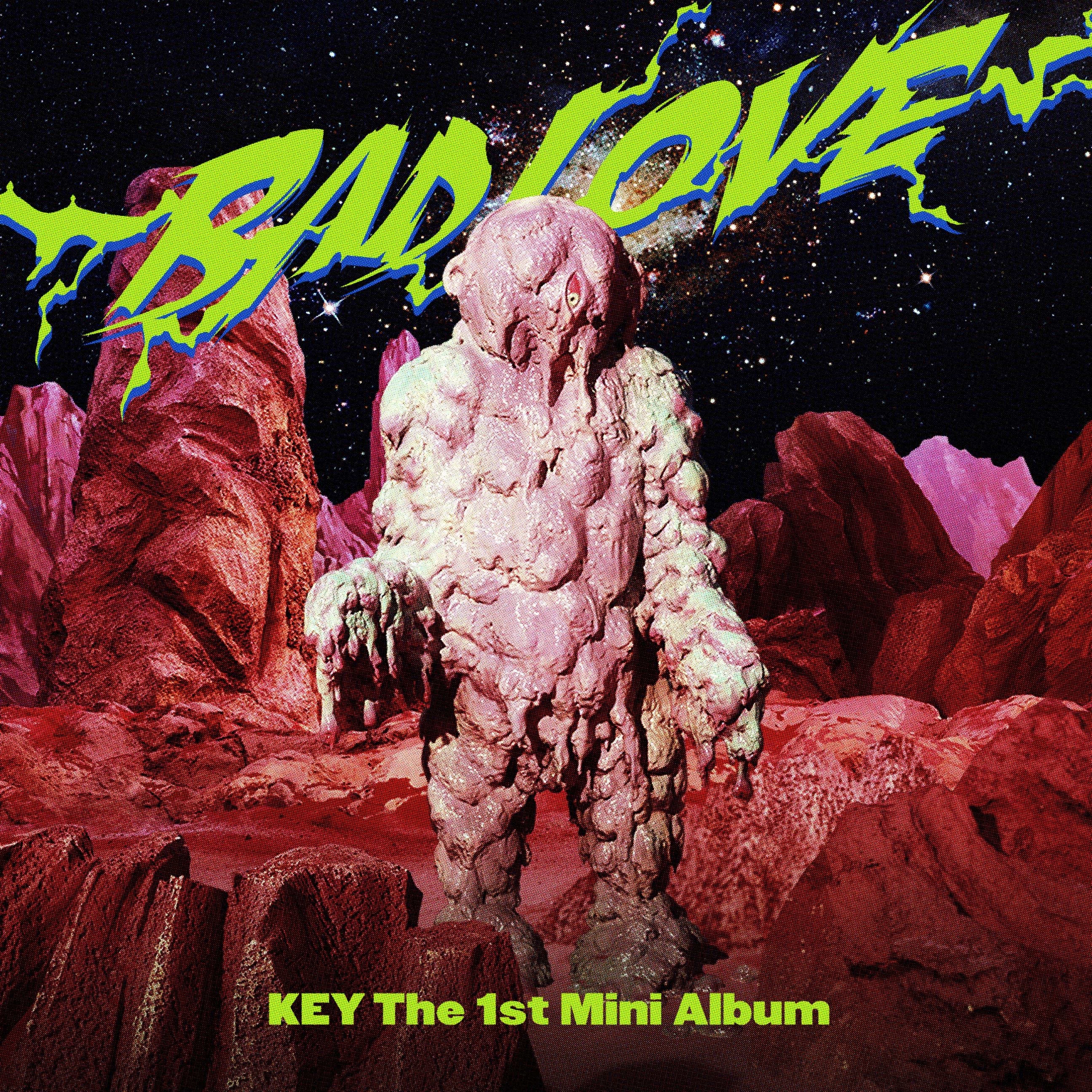 키(Key) - 미니앨범 1집 [BAD LOVE] (PhotoBook B Ver.)케이팝스토어(kpop store)