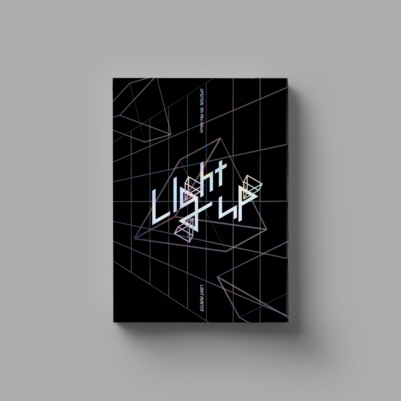 업텐션 - 미니앨범 9집 [Light UP] (LIGHT HUNTER Ver.)케이팝스토어(kpop store)