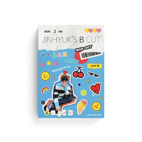 이진혁(LEE JIN HYUK) - JINHYUK'S B CUT 2020 2ND케이팝스토어(kpop store)