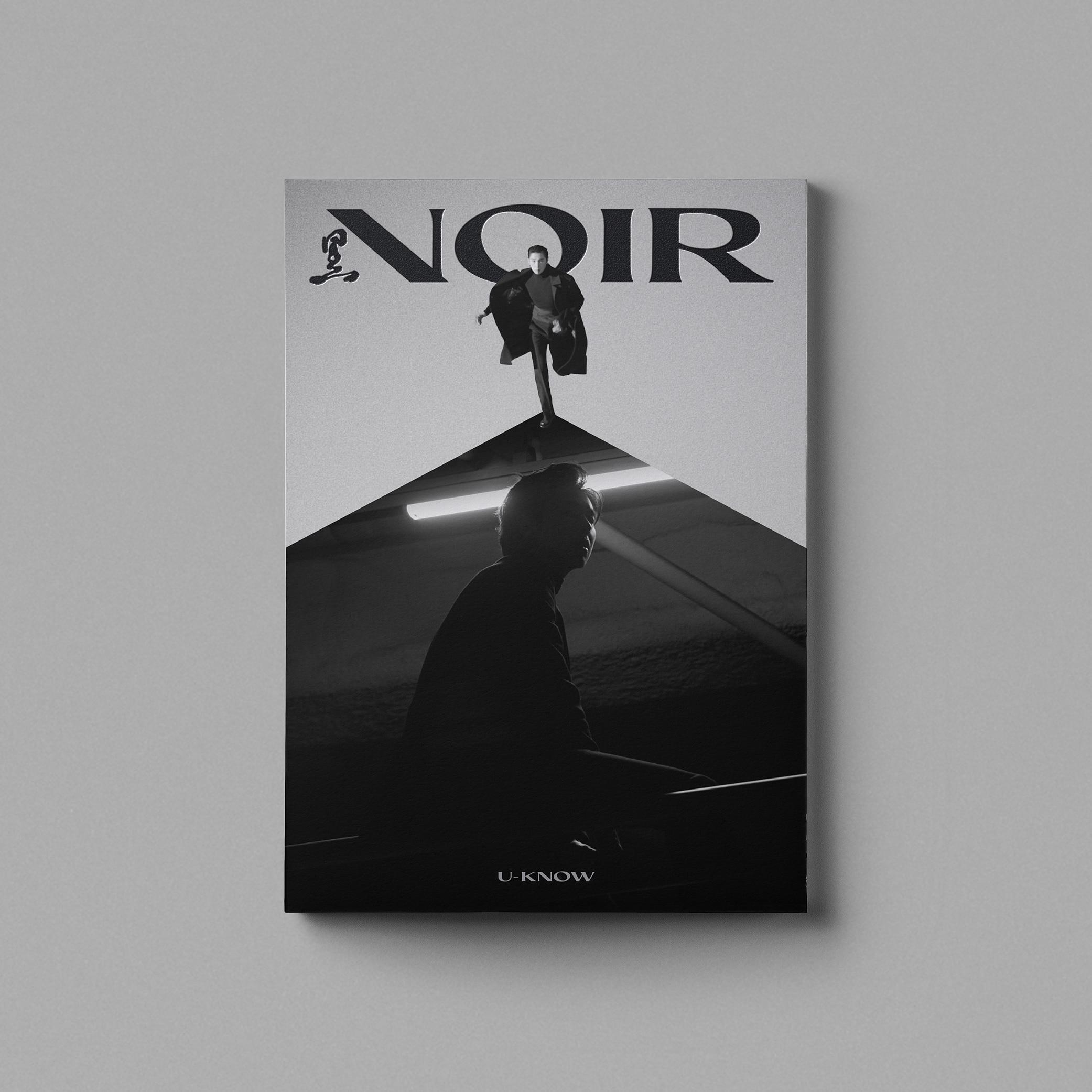 유노윤호 - 미니앨범 2집 [NOIR] (Crank In 버전)케이팝스토어(kpop store)