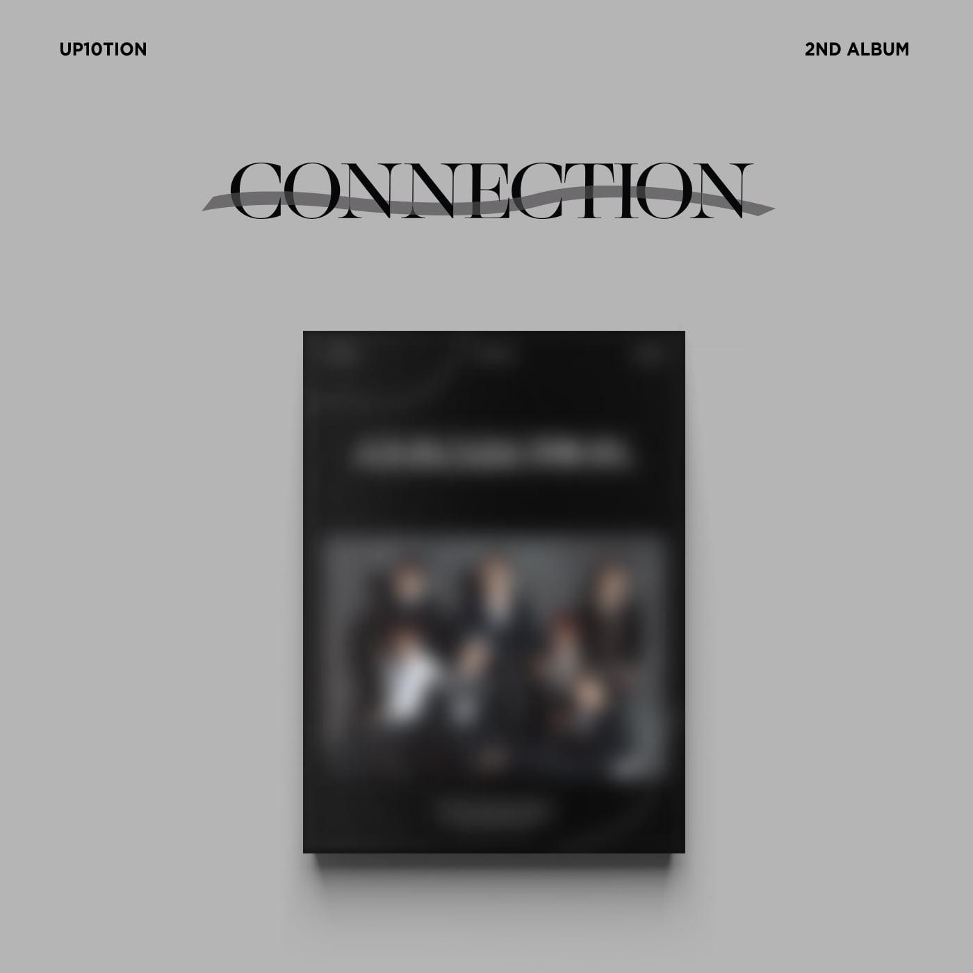 업텐션(UP10TION) - 정규 2집 [CONNECTION] (silhouette ver.)케이팝스토어(kpop store)