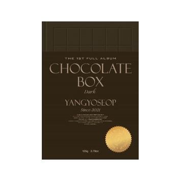 양요섭(YANG YO SEOP) - 1st Full Album [Chocolate Box] (Dark Ver.)케이팝스토어(kpop store)