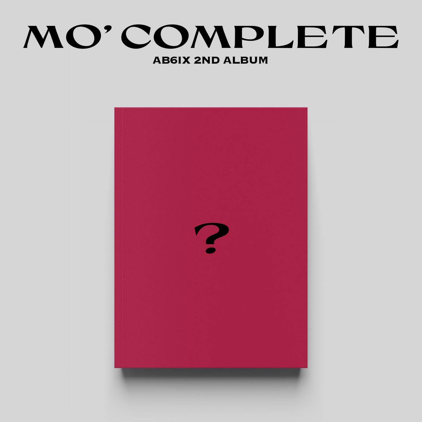 에이비식스(AB6IX) - 2ND ALBUM [MO' COMPLETE] (S Ver.)케이팝스토어(kpop store)
