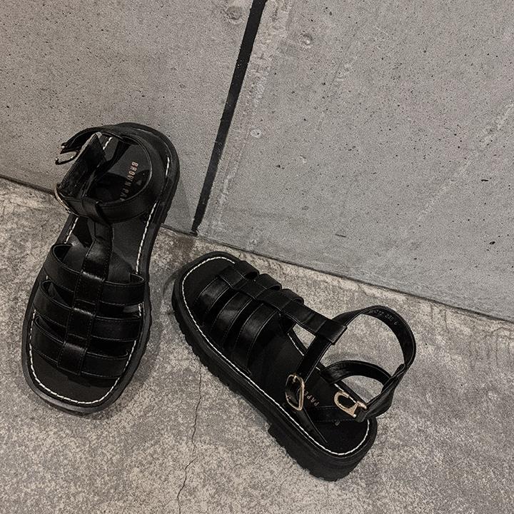 스퀘오픈토샌들-shoes