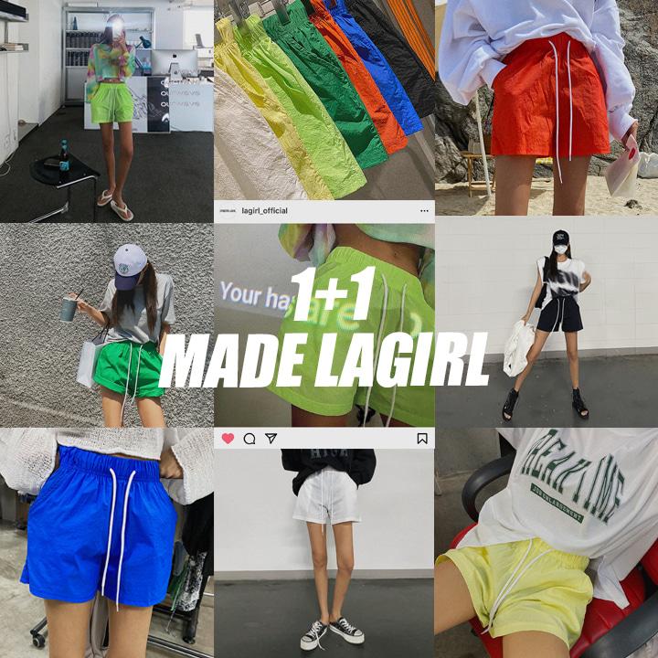 [1+1] 프레쉬밴딩반바지-shorts