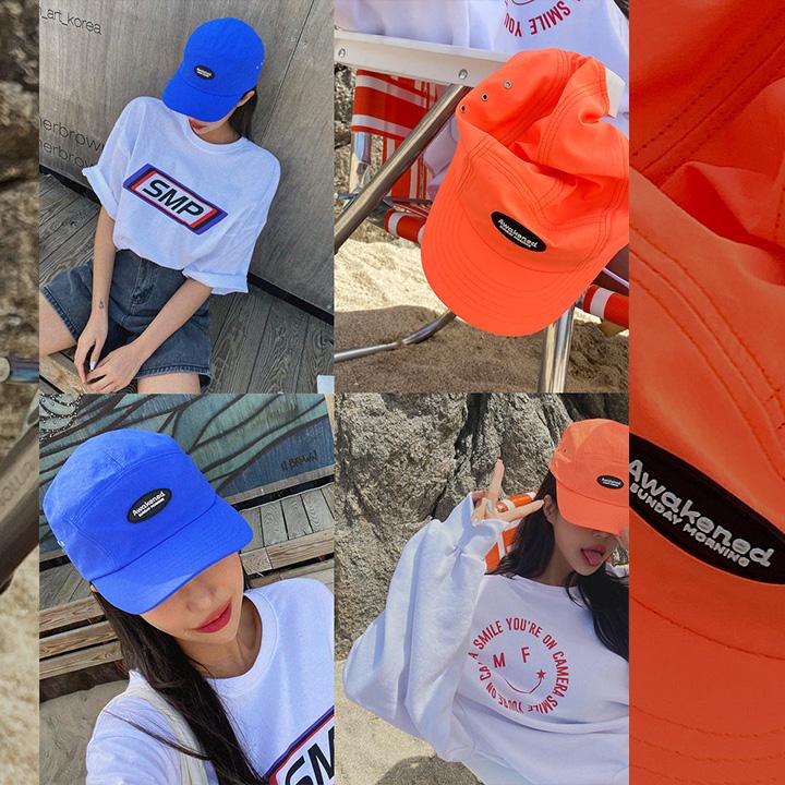 어웨이크캠프캡-cap