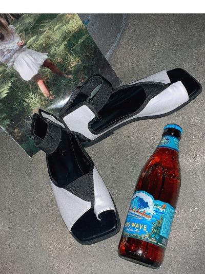 로마쪼리밴딩샌들-shoes