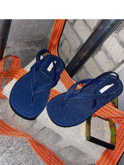 데일리쪼리샌들-shoes