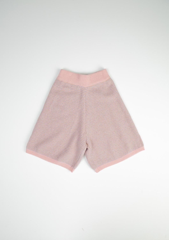 [9/16 예약배송]Chouchou knit pants - Putty Pink