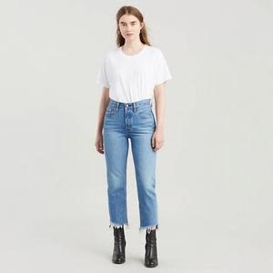 501® Original Cropped Jeans-LEVI'S
