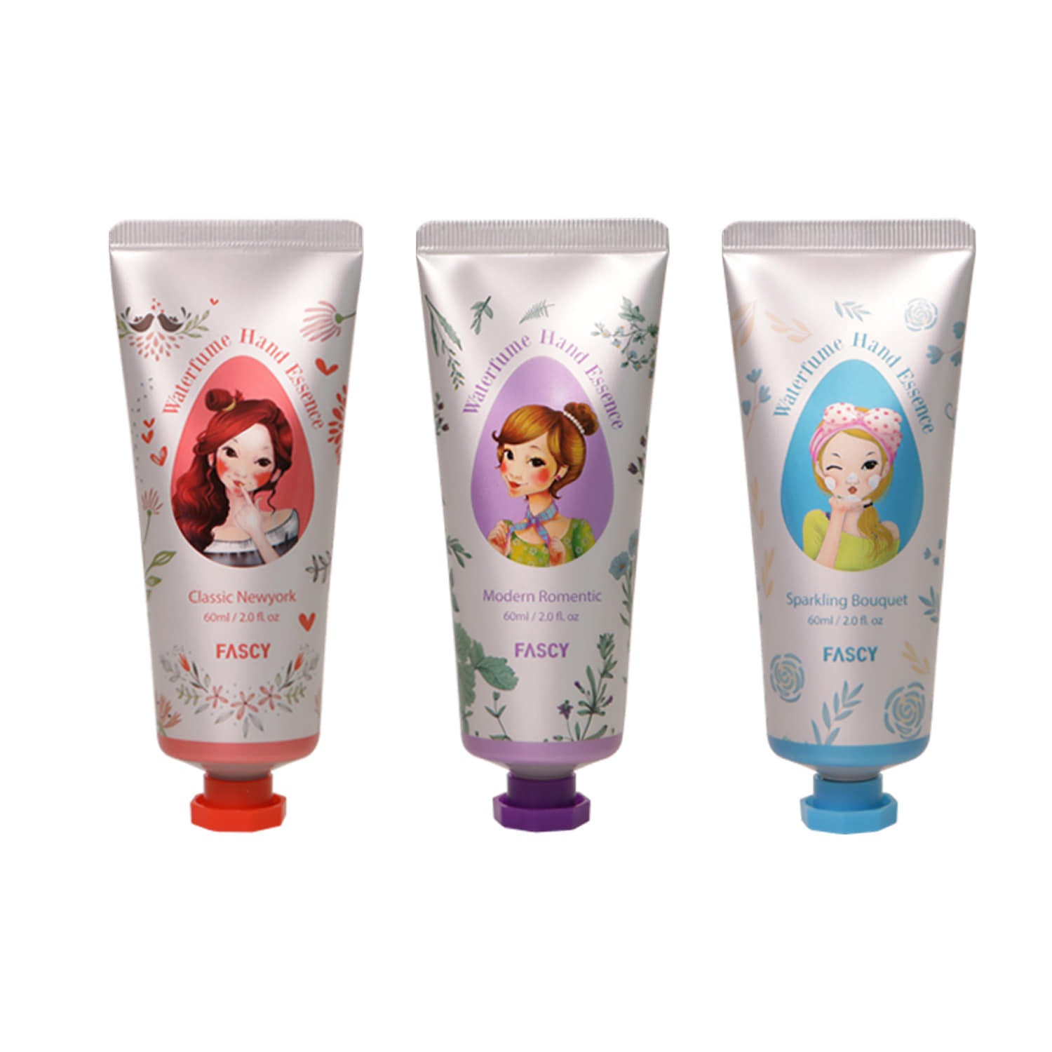 container of hand essence, hand moisturizer product