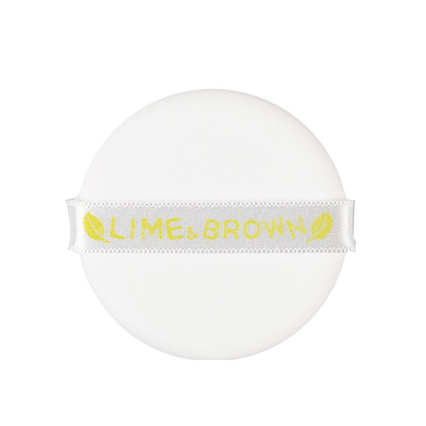[DAYCELL] LIME & BROWN Baby Sun Cushion Puff