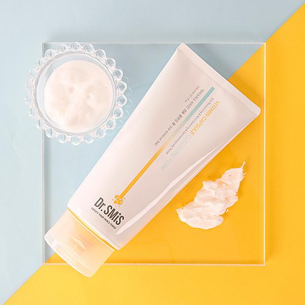 [DAYCELL] Dr.SMIS Vitamin Capsule Cleansing Foam 300ml