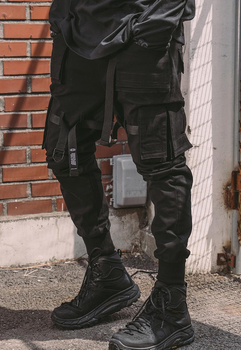 [테크플레이버] Techflavor OG jogger pants (TP0002)