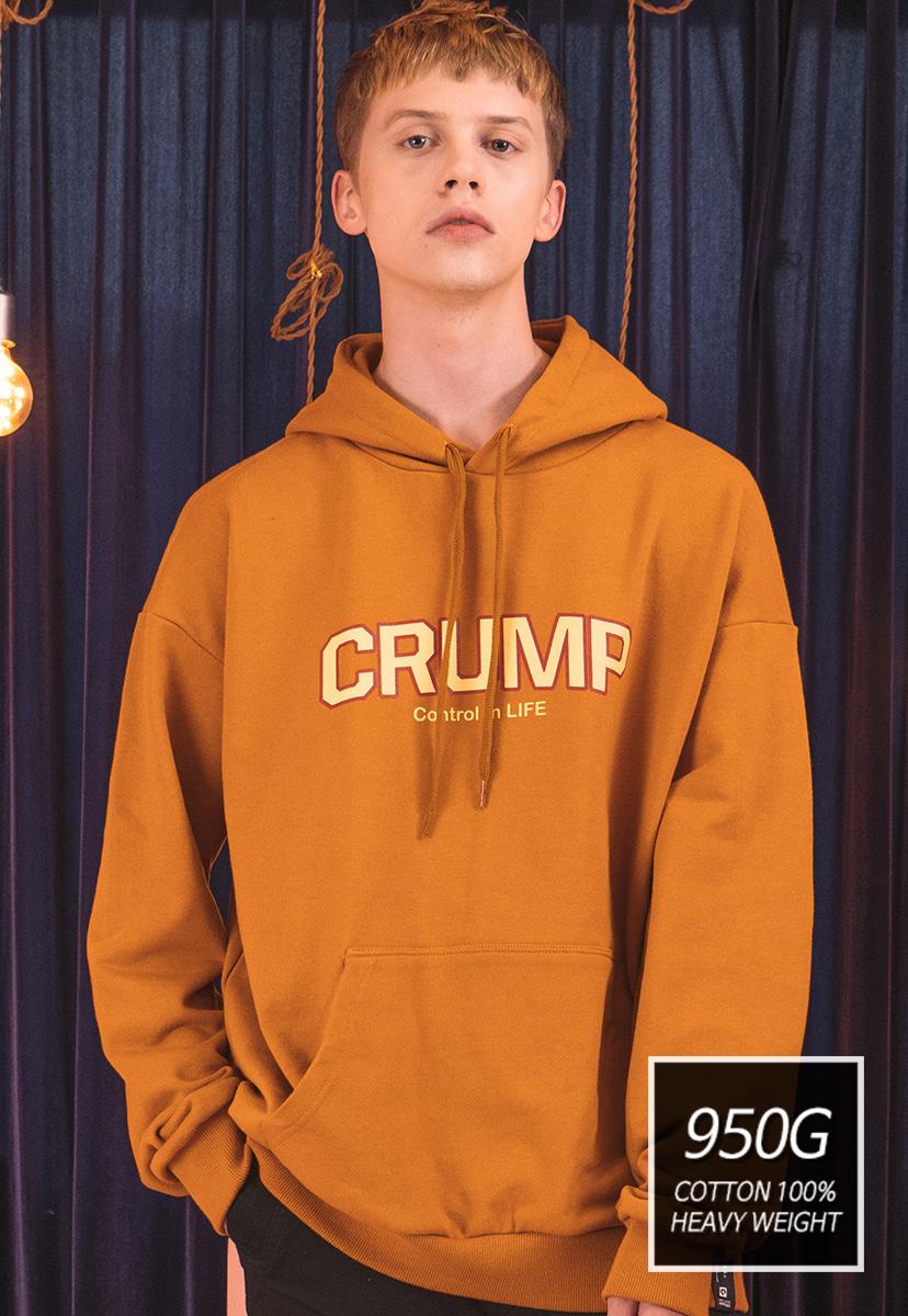 [크럼프] [기모] 950g Crump soft hoodie (CT0169-1)