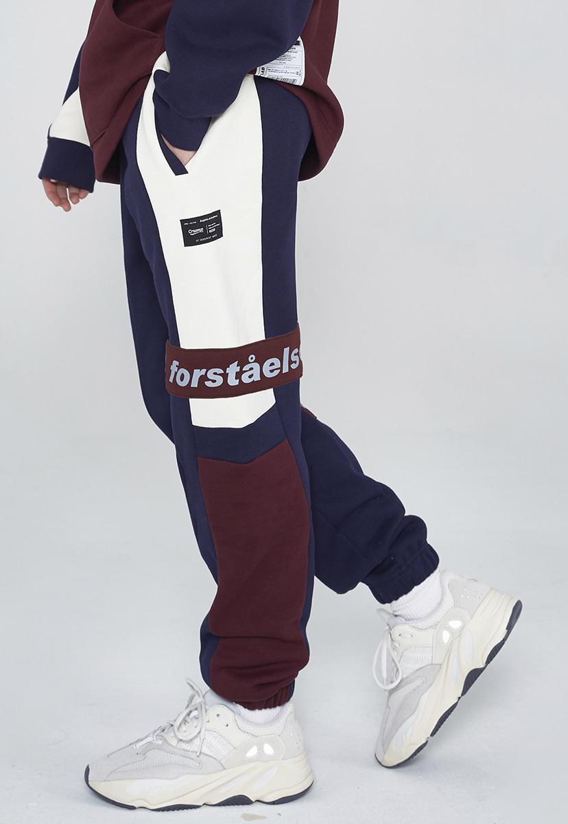 [크럼프] fiero cotton jogger pants (CP0163g-1)