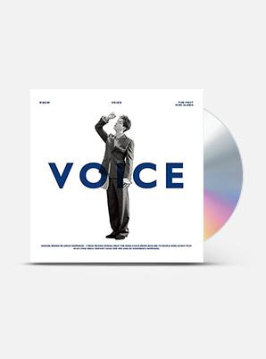 ONEW The 1st Album - VOICE