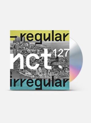 NCT 127 The 1st Album - NCT #127 Regular-Irregular