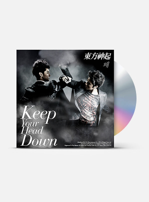 TVXQ! The 5th Album - 왜 (Keep Your Head Down)