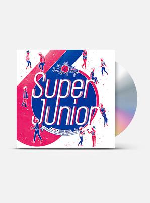 SUPER JUNIOR The 6th Album Repackage - SPY