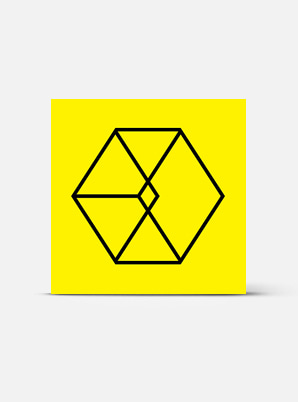 EXO  The 2nd Album Repackage - LOVE ME RIGHT (Kor Ver.) (Kihno Kit)
